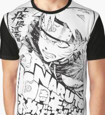 Naruto Uzumaki Graphic T-Shirt