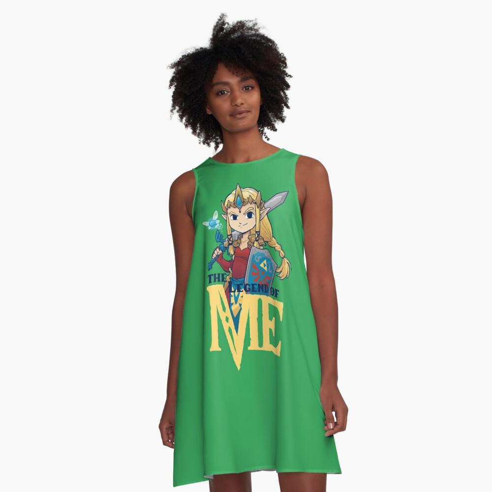 Legendary A-Line Dress