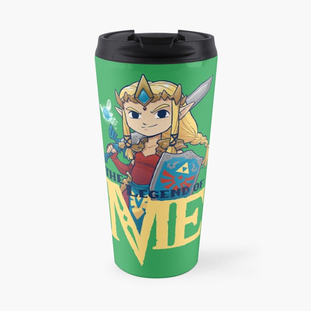 Legendary Travel Mug