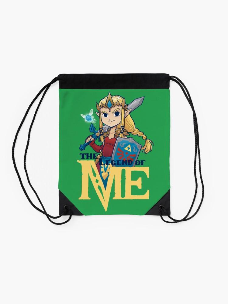 Alternate view of Legendary Drawstring Bag