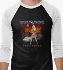 erika jayne (high quality) Men's Baseball ¾ T-Shirt
