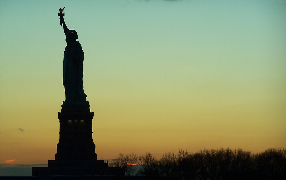 Statue of Liberty by Emma and Dave Atkinson