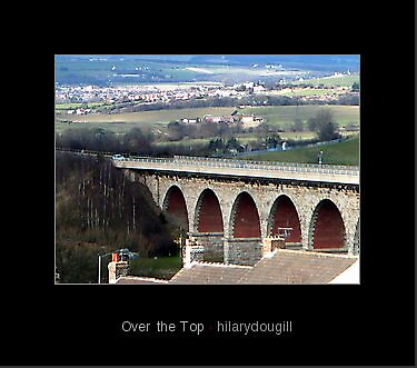 Over  the Top by hilarydougill