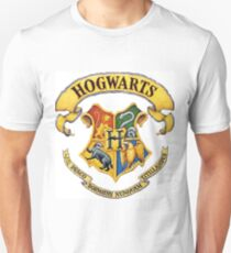 Harry Potter Hogwarts Logo Unisex T-Shirt