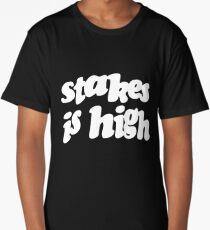 Stakes is High - De La Soul Long T-Shirt