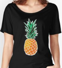 wet pineapple Women's Relaxed Fit T-Shirt