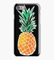 wet pineapple iPhone Case/Skin