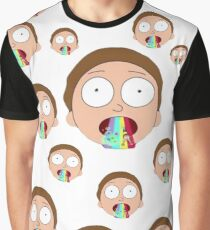 Rick and morty (Morty) Graphic T-Shirt
