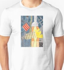 Interior with Two Lamps  Unisex T-Shirt