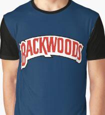 Backwoods Cigar Graphic T-Shirt