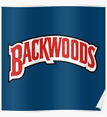 Backwoods Cigar Poster