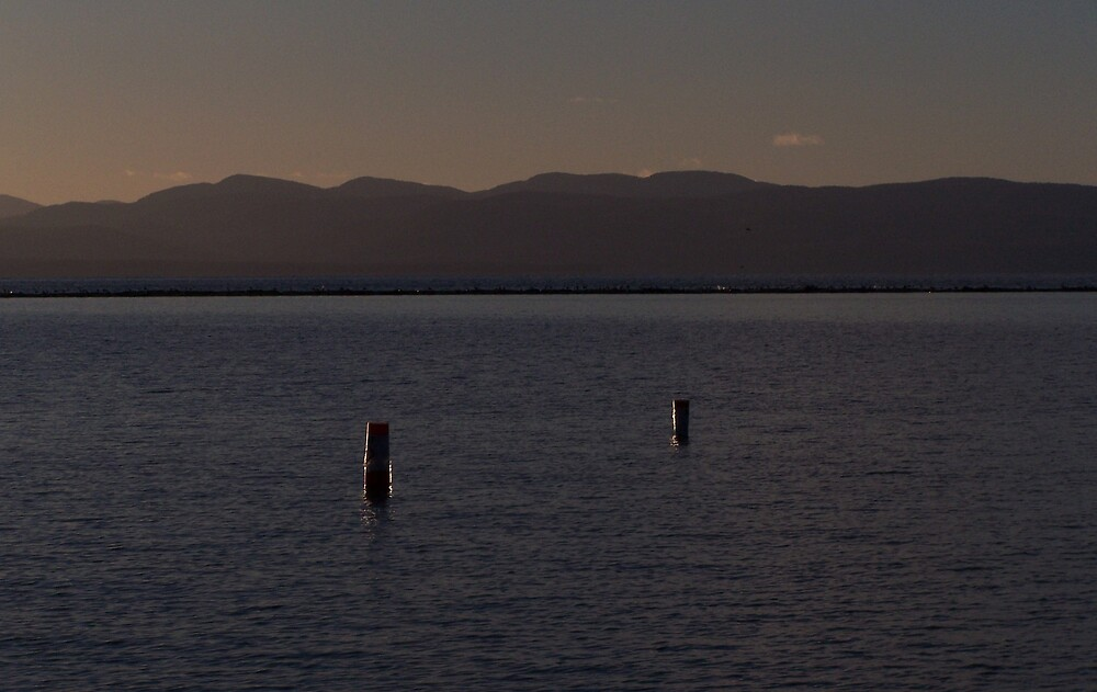 Lake Champlain, Vermont by Emma and Dave Atkinson