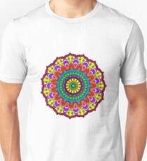 Colorful Mandala 3 Unisex T-Shirt