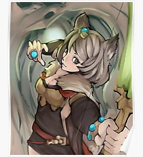 Sutera from GBF by BumbleCorn Poster