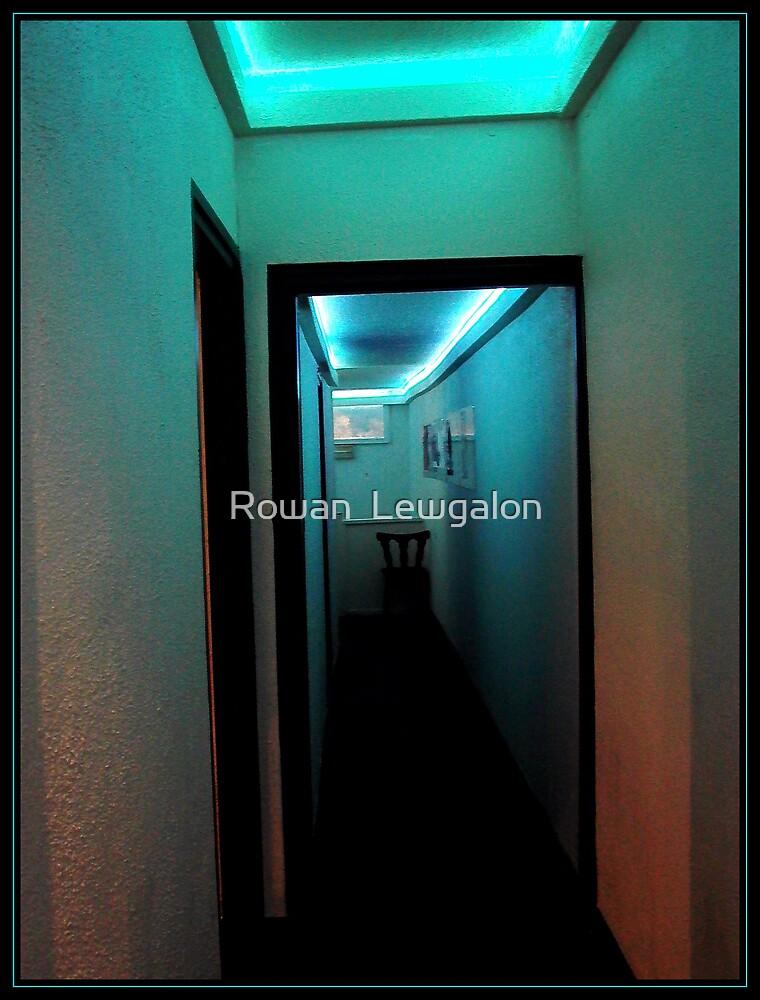 Hallway by Rowan  Lewgalon