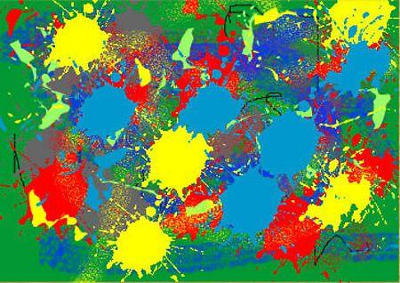 (LAZY CREEK ) ERIC WHITEMAN  ART  by eric  whiteman