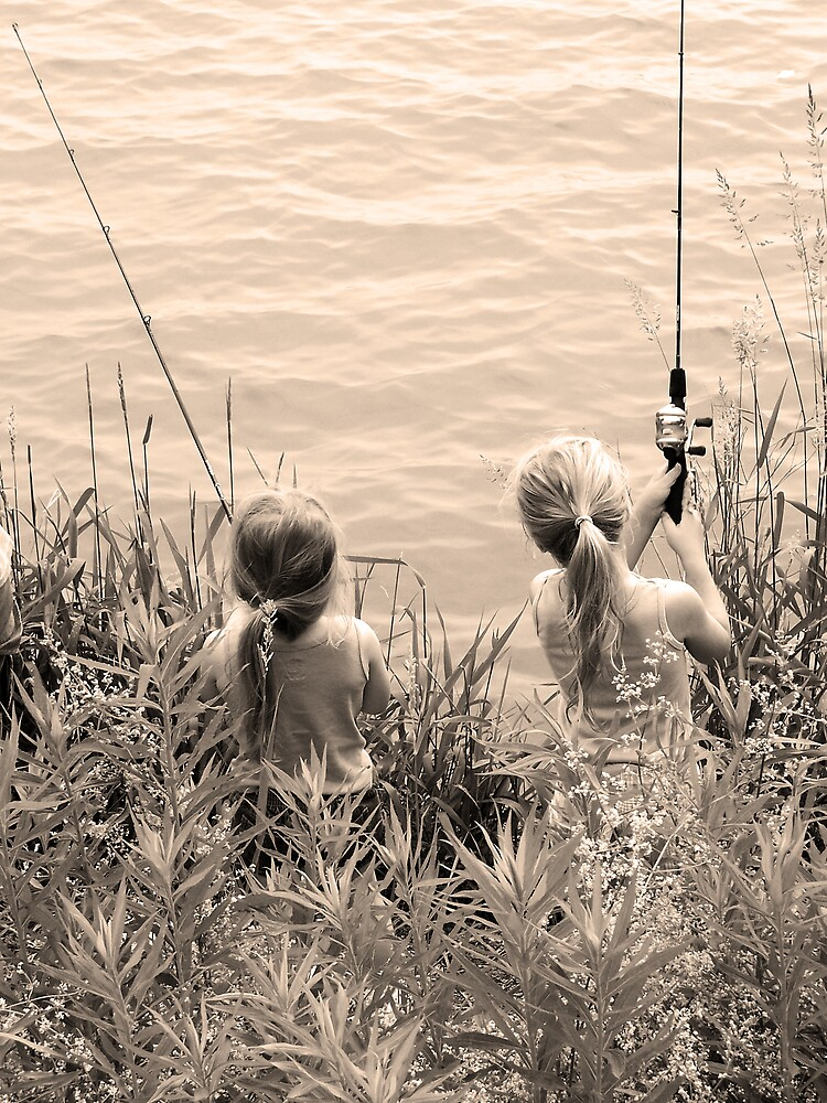 Sisters: Gone Fishin' by Jamie  Fox