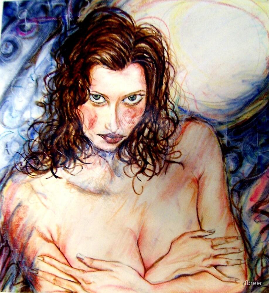 'Ruslana and Moon by rfbreer
