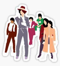 Revolution (large print) Sticker