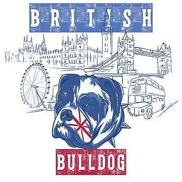 British Bulldog by MollySky
