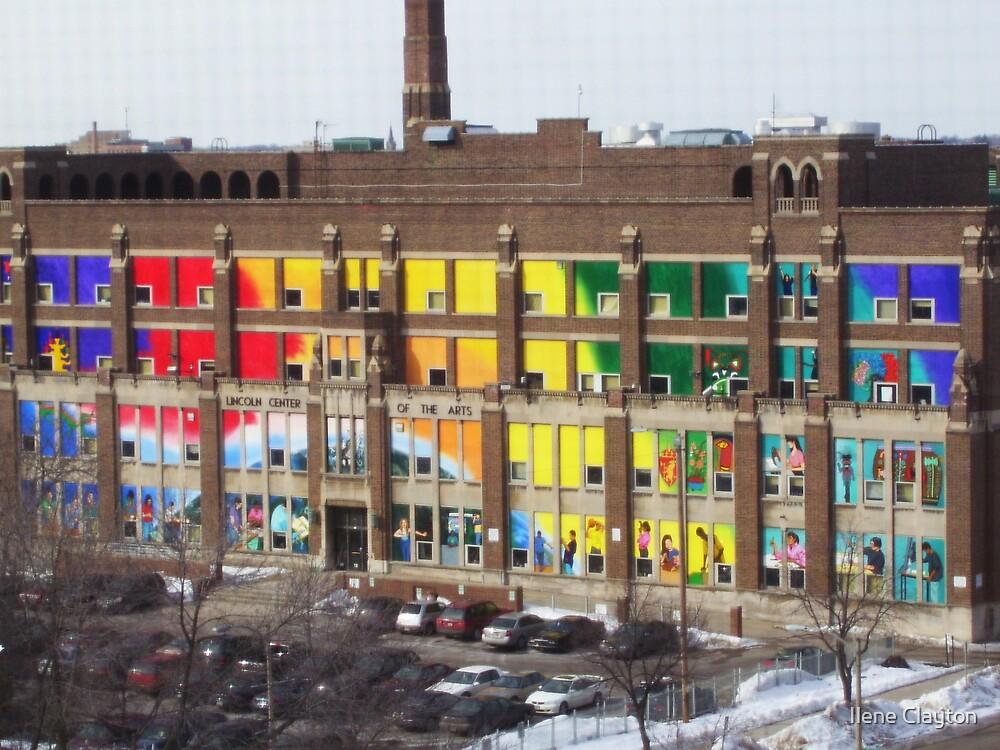 Art Center by Ilene Clayton