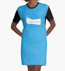 You Will Be Found Cast Dear Evan Hansen Graphic T-Shirt Dress