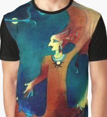 Earthhuman Graphic T-Shirt