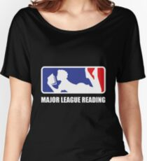 MAJOR LEAGUE READING Women's Relaxed Fit T-Shirt