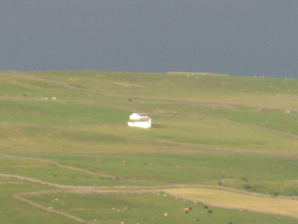 Lonesome farm by Neilo