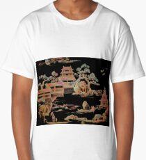 PAGODA,,, House of Harlequin Long T-Shirt
