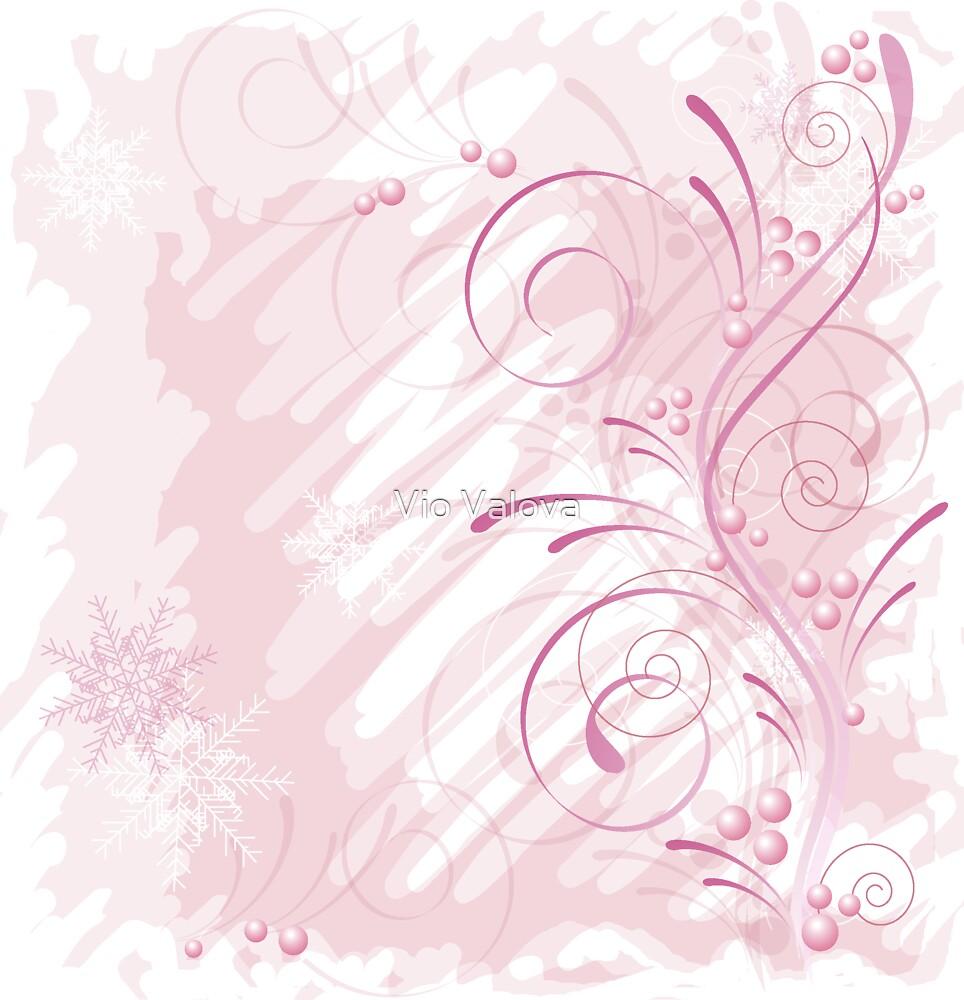 pink grunge by VioDeSign