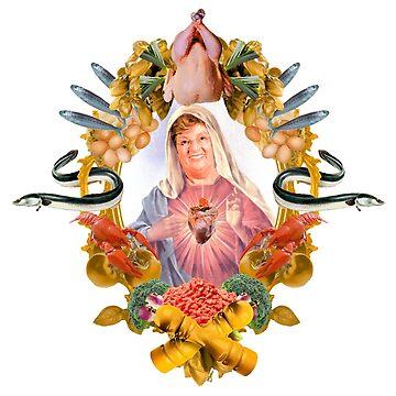 Vierge Maïté by RazaPoulpatine