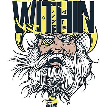 A Hero Within - viking by daggerwear