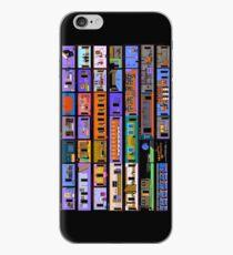 Maniac Mansion rooms iPhone Case