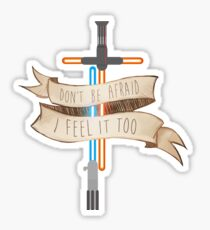 Balance The Force Sticker