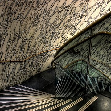 The Marble Staircase by L18daw