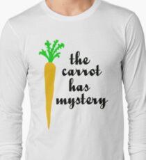 The carrot has mystery Long Sleeve T-Shirt