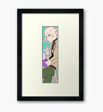 Mad Chillage - Merch Framed Print