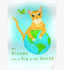 Kitty Dream Poster