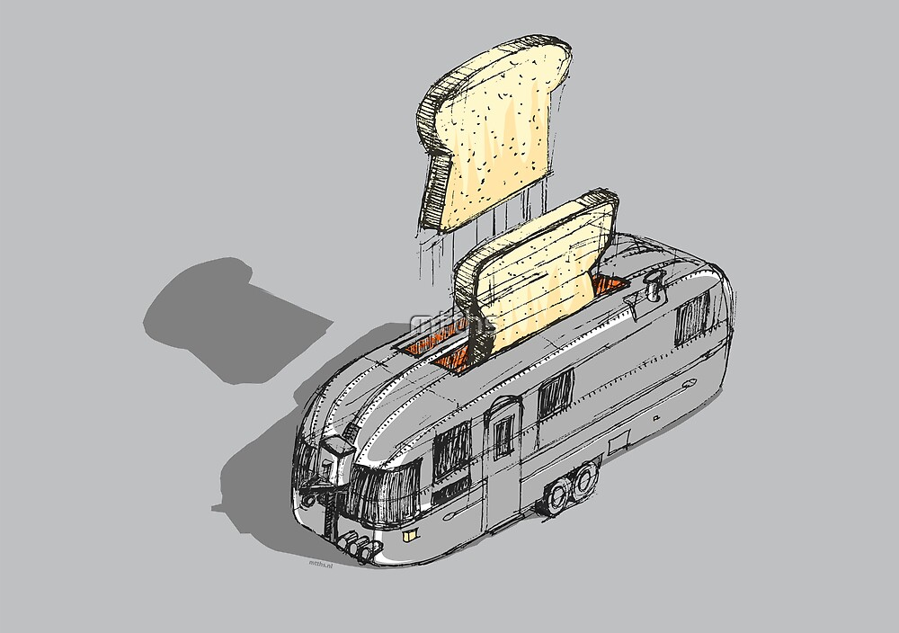 mobile toaster ready to serve - part one by mtths
