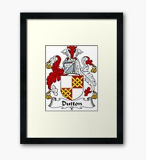 Dutton  Framed Print