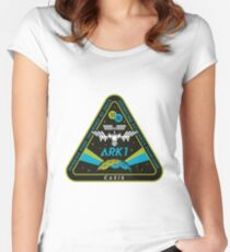 ARK-1 Women's Fitted Scoop T-Shirt
