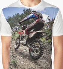 Enduro race  Graphic T-Shirt