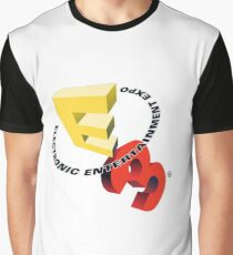 E3 Logo Graphic T-Shirt