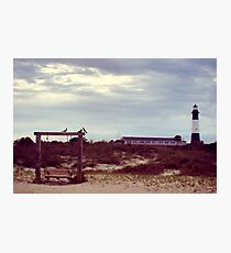 Tybee at Dusk Photographic Print