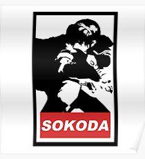 Marth SOKODA Poster