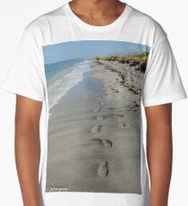 Footsteps Long T-Shirt