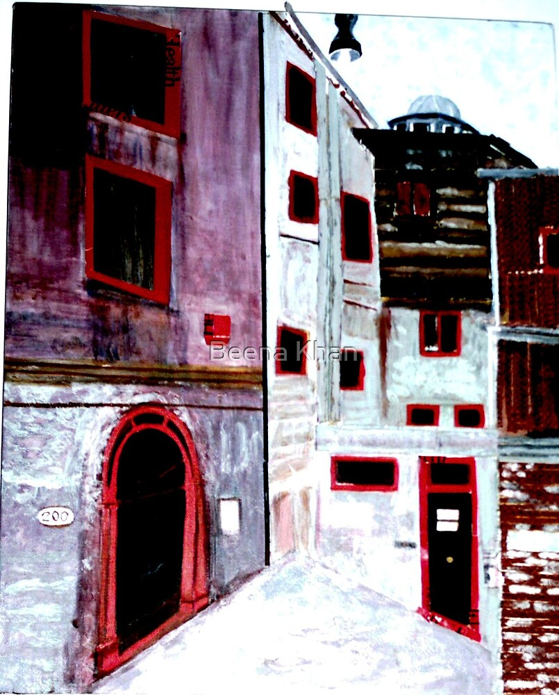 Getto in Venice by Beena Khan