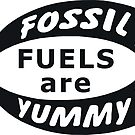 Fossil Fuels are Yummy Vintage by hilda74