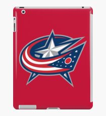 Columbus Blue Jackets iPad Case/Skin